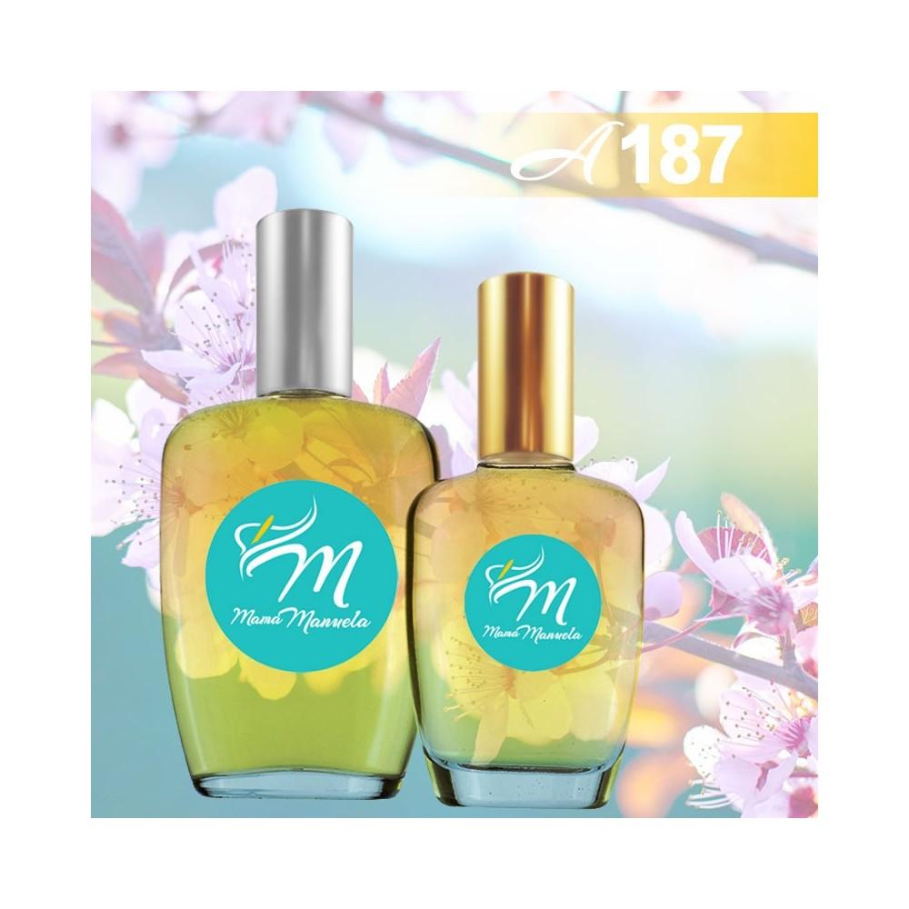 Perfume floral innovador