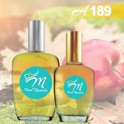 Perfume dulce, hechizante y cautivador