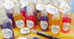 Bolígrafos que contienen hidrogel