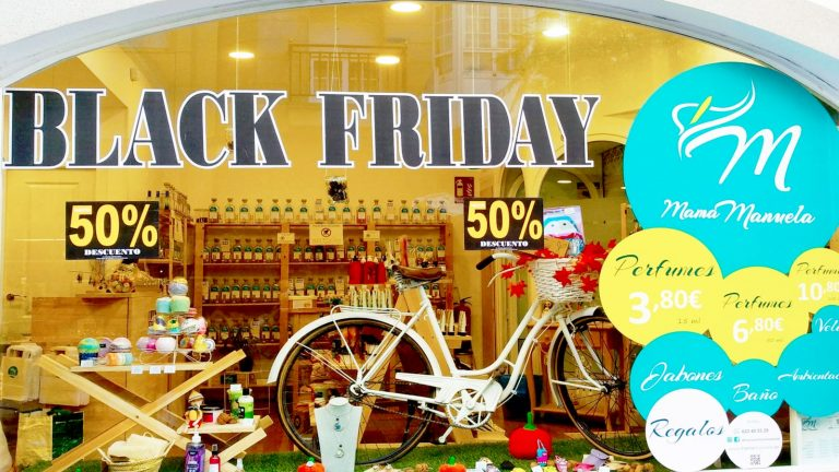 BLACK FRIDAY – Hasta -50% Dto.