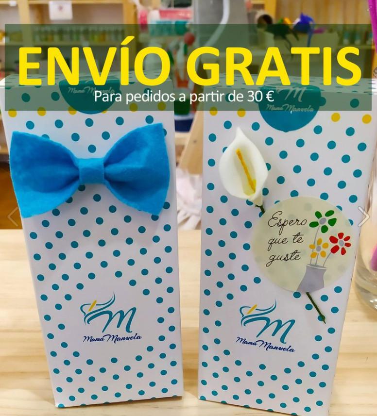 Envíos gratis desde Vilagarcía de Arousa