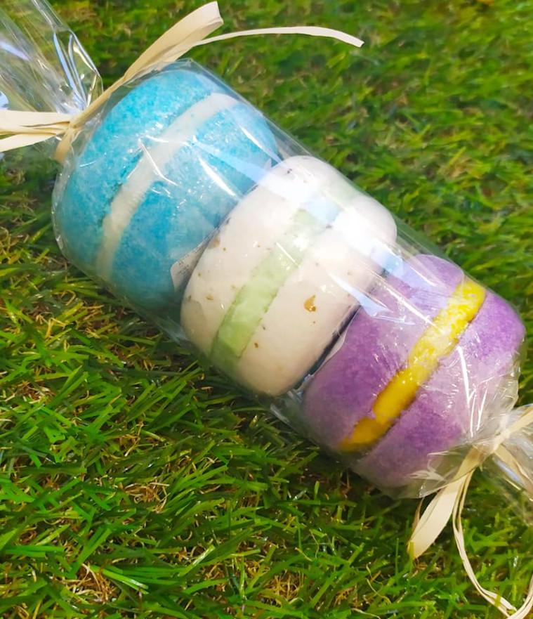 Novedad en tienda: ¡Macabombs de diferentes aromas para tus baños más relajantes!