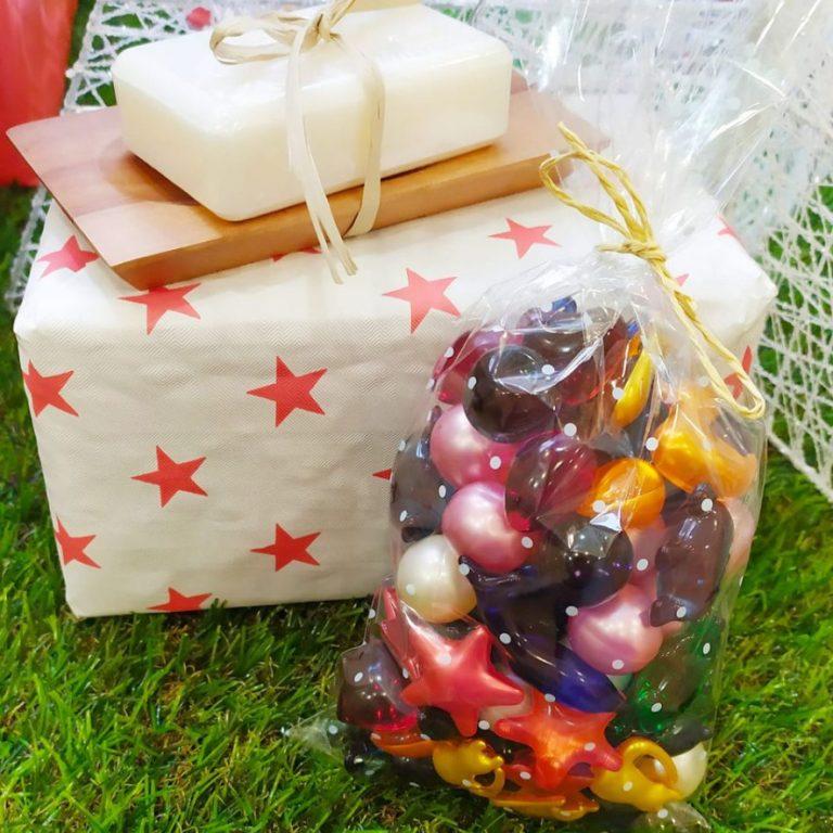 ¡Qué éxito están teniendo estas Navidades nuestras Perlas de Baño!