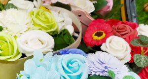 Bouquet de flores de jabón Mamá Manuela