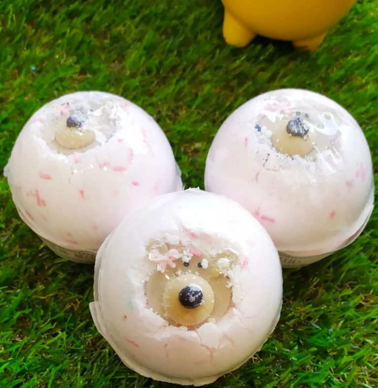 ¿Sabías que puedes disfrutar de baños de espuma que huelen a algodón de azúcar?