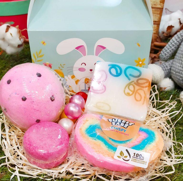 ¿Qué tal una cajita sorpresa como regalo de Pascua?