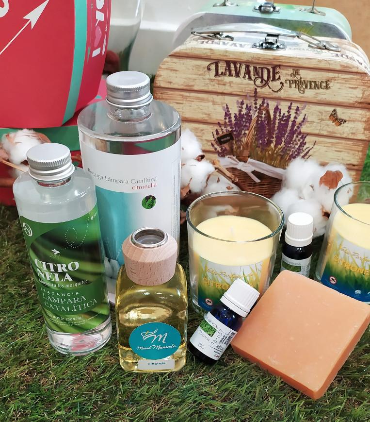 Ambienta tu hogar con aroma a Citronela y… ¡Despídete de los molestos mosquitos!