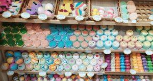 Variedad de bolas, perlas o mantecas para baño de Mamá Manuela