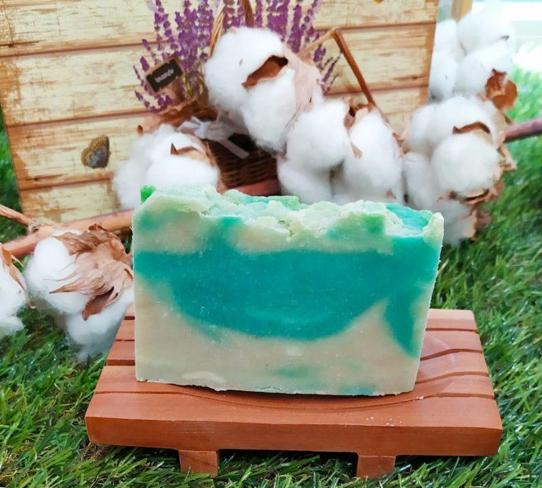 Si tienes la piel seca necesitas este Jabón de Aceite de Oliva y Arcilla Blanca
