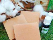 Jabón repelente de insectos