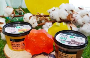 Exfoliantes corporales con aromas