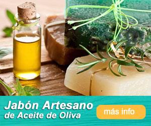 Jabón Artesano de Aceite de Oliva