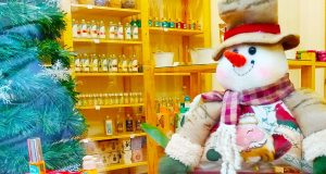 Jabones, perfumes y ambientadores para regalo.