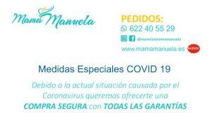 Nueva Normalidad en Mamá Manuela