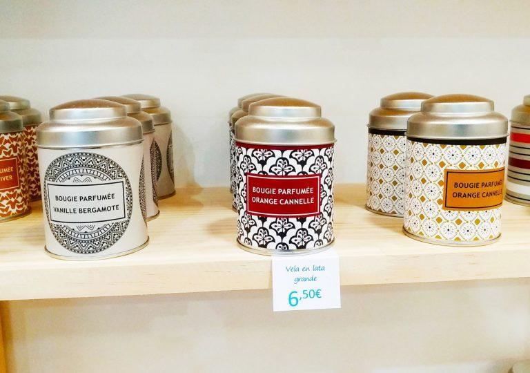 ¿Velas aromáticas, esponjas de jabón, ambientadores, pulseras perfumeras…? ¡Elige tu regalo!
