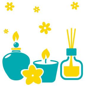 lamparas catalítica, fragancias, mikados, brumizadores, brumas, ambientadores